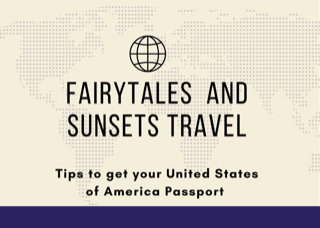 Tips to Get your United States of America Passport