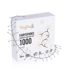 led christmas lights fairysparks 1000 [ 1200 x 1200 Pixel ]