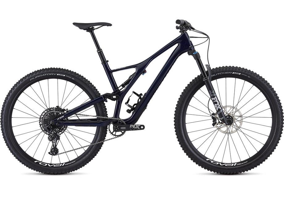 Specialized Stumpjumper ST Comp Carbon, Fully, Faißt Bike