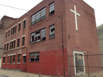 Old-Broken-Church