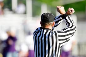 What a Referee can Teach You about Parenting