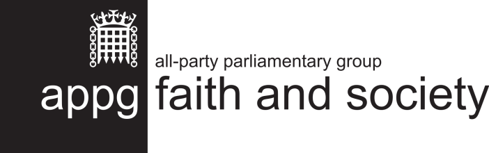 APPG on Faith and Society