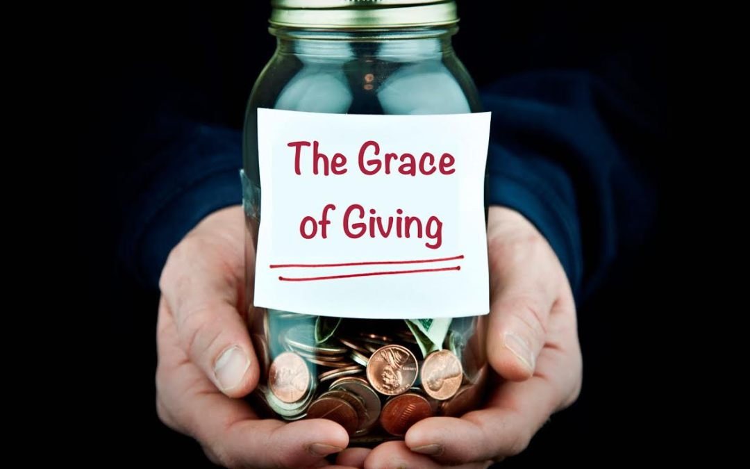 Give to Be Blessed – Sermon Preview for August 4