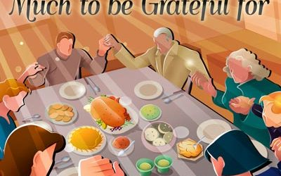 What Are You Thankful For? – Sermon Preview for November 24