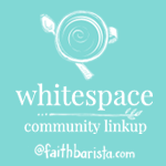 Whitespace Community Linkup @ faithbarista.com