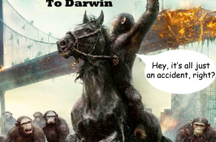 Darwin in action