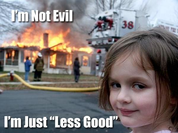 Destroy Evil