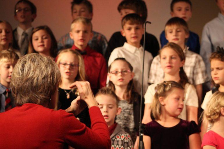 julie choir
