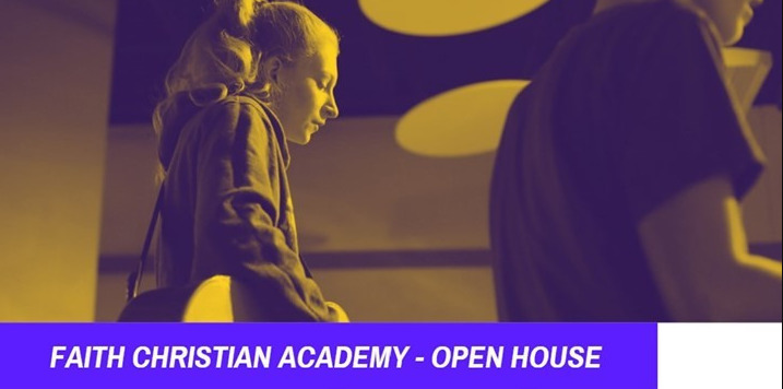 Open House, Feb. 9th