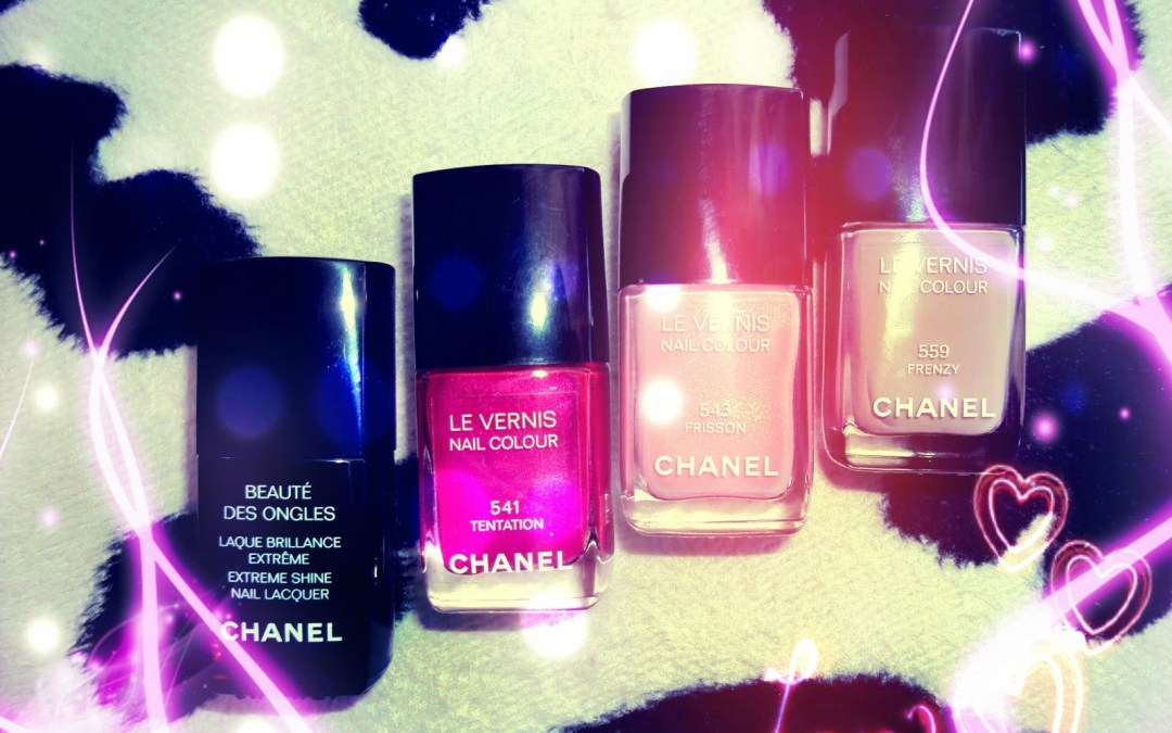 Chanel Cosmetic Collection