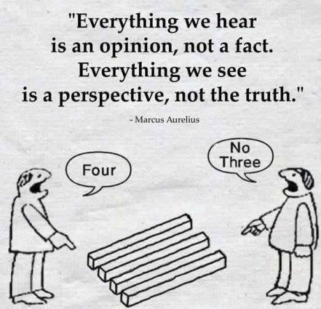The Perspective Graphic