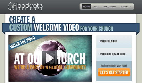 Custom Church Videos - FaithEngineer