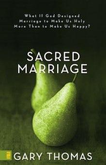Sacred Marriage on Amazon