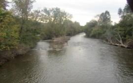 walloomsac river, VT