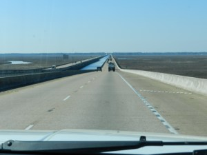 bridge - pascagoula river