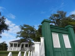 former confederacy president davis' home in biloxi