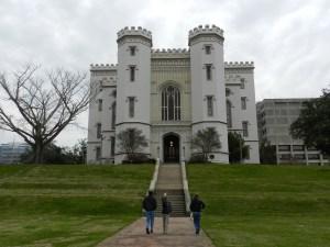 LA old state capitol