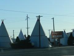 wigwam village