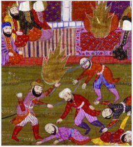 Massacres of Muhammad
