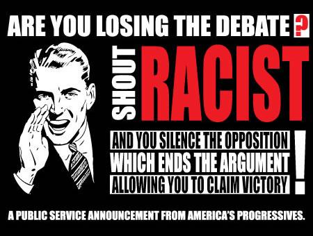 shout_racist