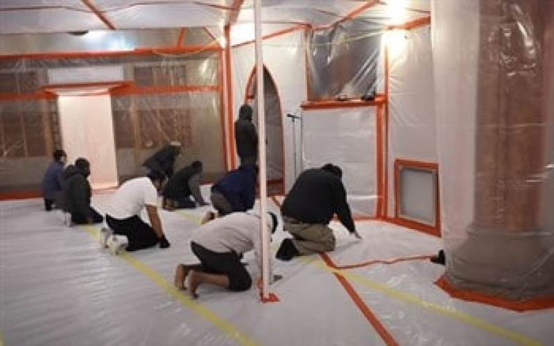 nyc mosque covid BYMARIO ALEXIS PORTELLA