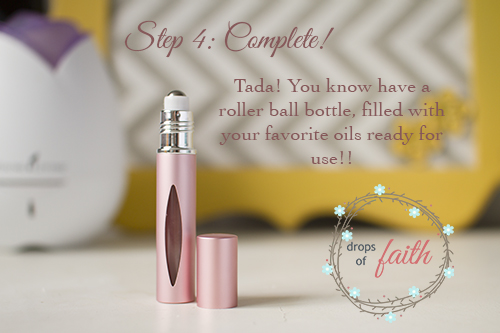 Roller Bottle Color Step 4