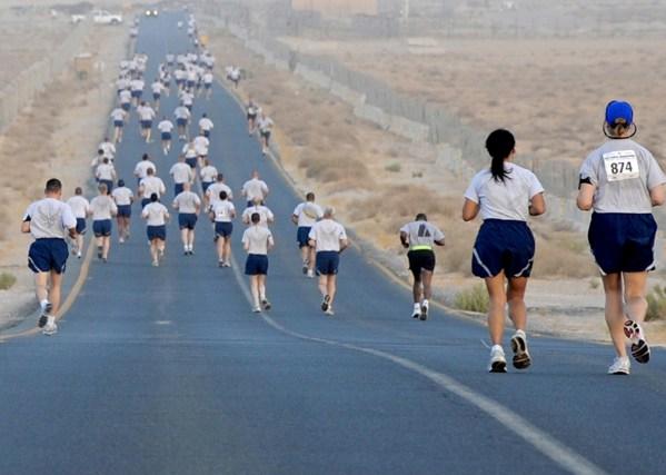 Runners|Faithful Finish Lines