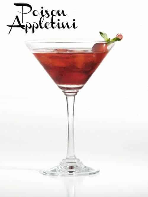 Poison-Appletini-Drink