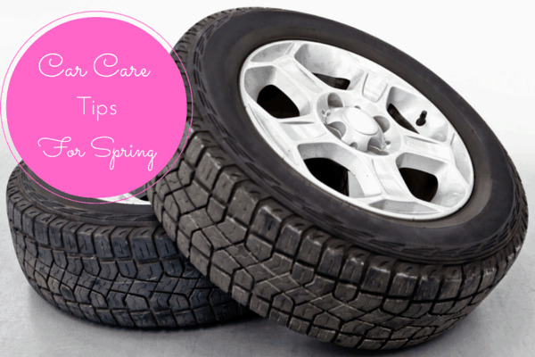 5 Spring Car Care Tips