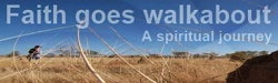 Discover the Faith goes Walkabout web pages here