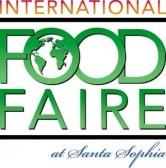 Logo: International Food Faire