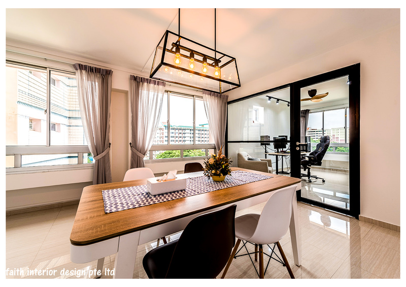 HDB Executive Apartment SCANDindulgence HDB Home