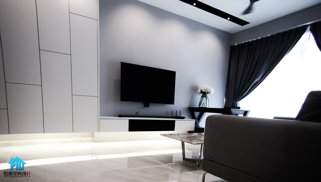 HDB home renovation  Interior Renovation and Design