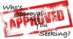 Image result for god's approval vs man's approval