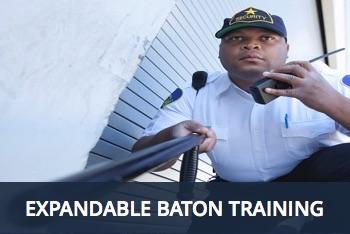 Expandable Baton Training