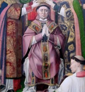Priestly vestment
