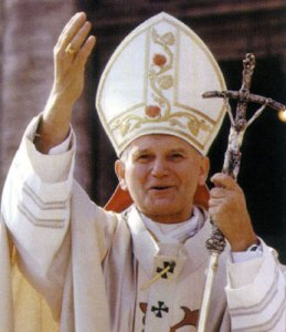 During his papacy, John Paul II traveled to over 160 countries. It is estimated that he spoke before live audiences of more people than anyone in history.