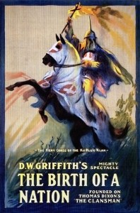 The Ku Klux Klan of the 1920s was inspired by romanticized movie account of white-supremicist night riders of the post Civil War era.