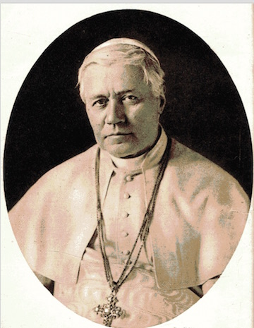 The decision of Pope St. Pius X to allow young children to receive Communion defied long-standng tradition radical by some. Pius X was canonized in 1954.