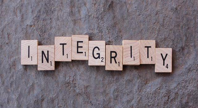Choosing A Life Of Integrity