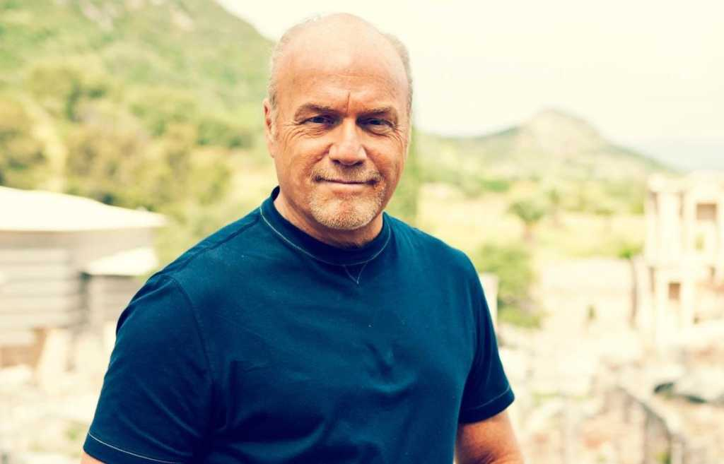 Greg Laurie Reveals the Simple Statement That Snapped Him