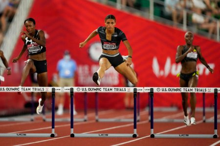 """Video of the Day: Sydney McLaughlin Gives """"All the Glory to God"""" After Breaking 400 Meter Hurdles World Record to Win U.S. Olympic Trials"""