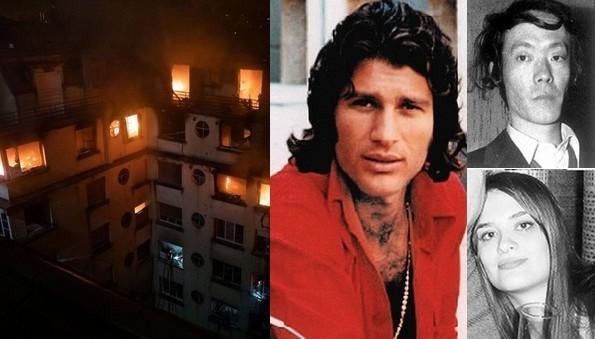 Incendie  Paris  une rue dj marque par le Cannibale
