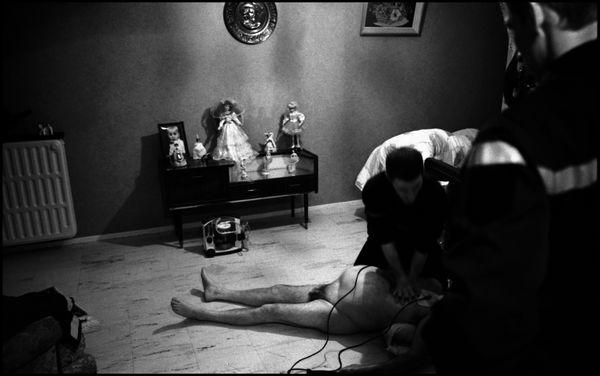 Liévin fevrier 2004, 03H45 malaise suivi d'un arrêt cardiaque
