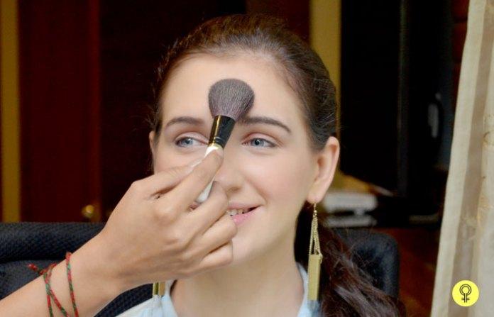 makeup faiza beauty cream