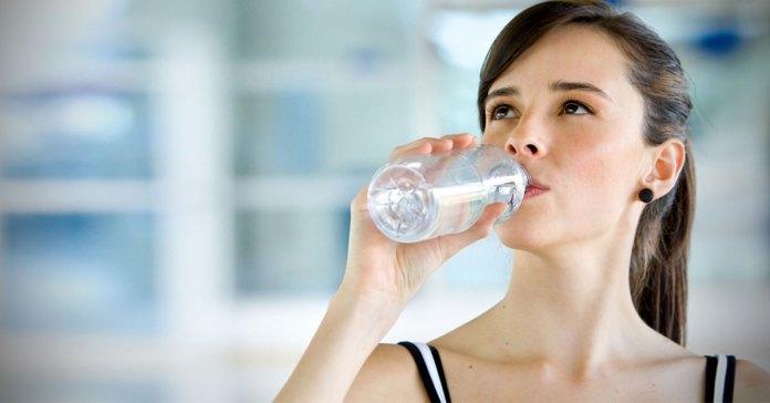 Drinking Water Faiza Beauty Cream