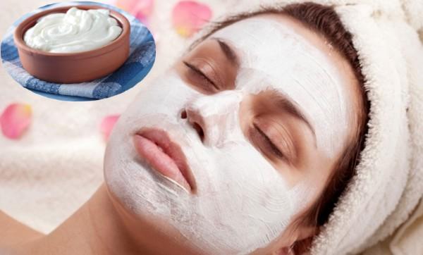 yogurt-face-mask faiza beauty cream