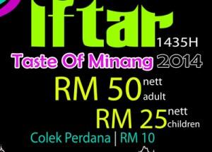Senarai Buffet Ramadhan 2014 di Kelantan