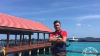 Backpacker Pra Honeymoon di Maldives