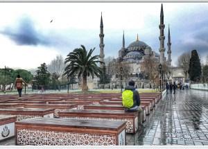 Kembara Eropah 38 Hari | 4 Days in Istanbul Turkey
